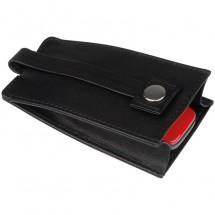 RFID Schlüsseletui - schwarz