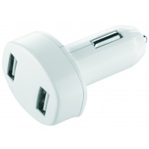 Metmaxx® Car Charger Charge&DrivePadPower - weiss