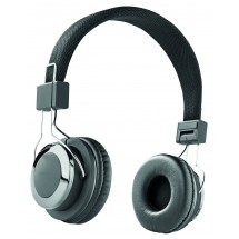 Metmaxx® Bluetooth® On-Ear Kopfhörer BlueOnSound - schwarz