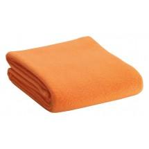 "Decke ""Menex"" - orange"