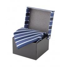"Krawatte ""Vivonne"" - dunkelblau"