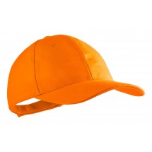 """Baseball Kappe """"Rittel"""" - orange"""