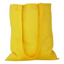 """Einkaufstasche aus Baumwolle """"Geiser"""" - gelb"""