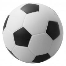 """Antistress-Ball """"Kick"""" - weiss/schwarz"""