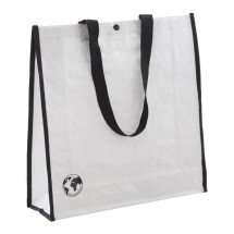 """Einkaufstasche """"Recycle"""" - weiss"""