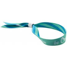 """Individuelles Festival-Armband """"SuboWrist"""" - weiss"""