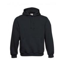 Hooded Sweat - Black