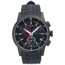 Ferraghini Armbanduhr Centurio - schwarz