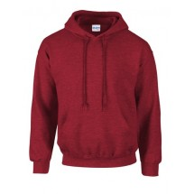 Heavy Blend? Hooded Sweatshirt - Antique Cherry Red (Heather)