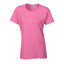 Heavy Cotton Ladies T-Shirt - Azalea
