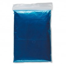 Regenmantel SPRINKLE - blau