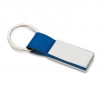 Schlüsselanhänger RECTANGLO - blau