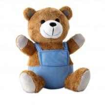 Teddybär NICO - blau