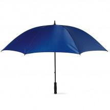 Regenschirm mit Softgriff GRUSO - blau