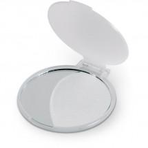 Make-Up-Spiegel MIRATE - transparent weiß