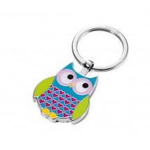 Schlüsselanhänger ROSY - mehrfarbig