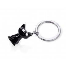 Schlüsselanhänger FELIX - schwarz