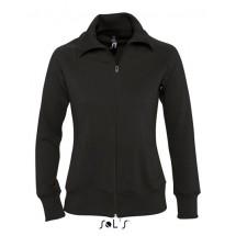 Women´s Zipped Jacket Soda - Black