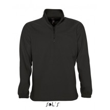 Half-Zip Fleece Ness - Black
