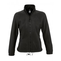 Womens Fleecejacket North - Black