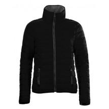 Womens Light Padded Jacket Ride - Black