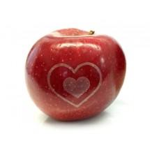 Werbeapfel - rot