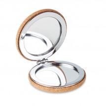 Make-Up-Spiegel Kork GUAPA CORK - beige