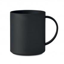 MONDAY Kaffeebecher 300ml schwarz