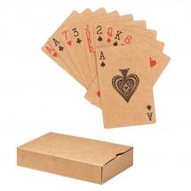 ARUBA + Recycelte Spielkarten beige