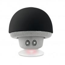 Mini BT Lautsprecher MUSHROOM - schwarz