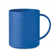MONDAY Kaffeebecher 300ml blau