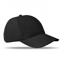 Baseball Kappe 6 Panels BASIE - schwarz