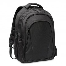 Laptop Rucksack MACAU - schwarz