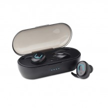 TWS 5.0 BT Ohrhörer Set TWINS - schwarz