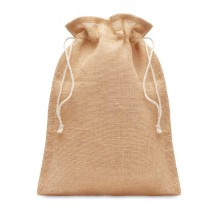 Medium Jute Tasche 25x32cm JUTE MEDIUM - beige