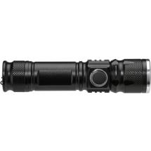 Aufladbare Taschenlampe - schwarz