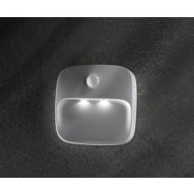 Wandlicht mit Bewegungssensor - weiß