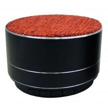 Bluetooth-Lautsprecher pocket schwarz/rot