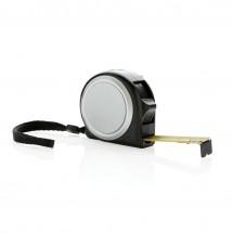 Maßband 5m/19mm - schwarz