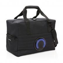 Party Kühltasche mit Lautsprecher , schwarz