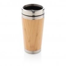 Bambus-Becher - braun