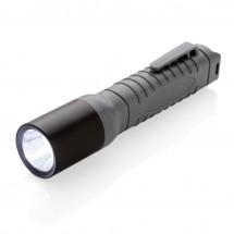 3W LED Leightweight Taschenlampe medium-schwarz/ grau