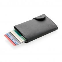 C-Secure RFID Kartenhalter und Portemonnaie