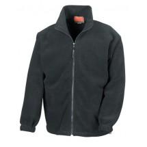Active Fleece Jacket - Black