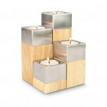ROMINOX® 4er Teelicht-Set // Luce