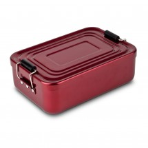 ROMINOX® Lunchbox // Quadra Rot