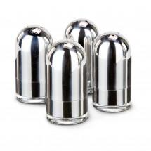 ROMINOX® 4er Set Mini Salzstreuer // Ovo