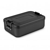 ROMINOX® Lunchbox // Quadra Schwarz matt