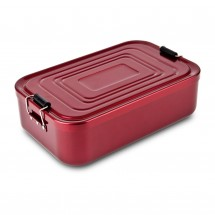 ROMINOX® Lunchbox // Quadra Rot XL