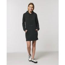Damen Sweatshirtkleid Stella Streeter black XS